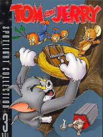 Tom and Jerry Spotlight Collection: Vol. 3 - (Region 1 Import DVD)