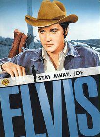Stay Away Joe - (Region 1 Import DVD)