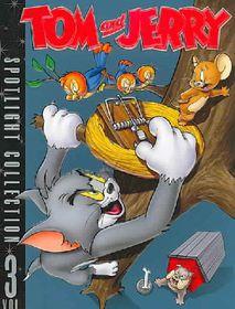 Tom and Jerry Spotlight:Vol 1-3 - (Region 1 Import DVD)