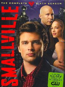 Smallville:Complete Sixth Season - (Region 1 Import DVD)