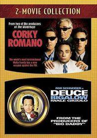 Corky Romano/Deuce Bigalow: Male Gigolo - (Region 1 Import DVD)