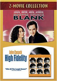 Grosse Point Blank/High Fidelity - (Region 1 Import DVD)