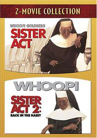 Sister Act / Sister Act 2: Back In the Habit - (Region 1 Import DVD)