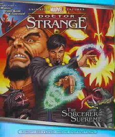 Doctor Strange - (Region A Import Blu-ray Disc)