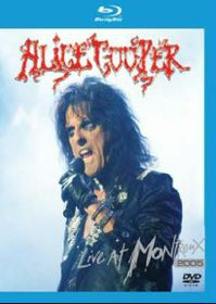 Alice Cooper: Live in Montreux 2005 - (Import Blu-ray Disc)