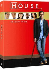 House:Season Three - (Region 1 Import DVD)