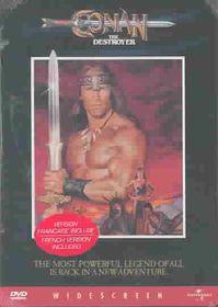 Conan the Destroyer - (Region 1 Import DVD)