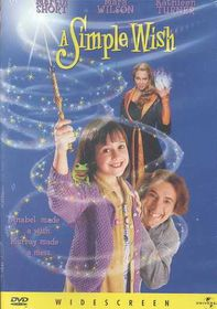 Simple Wish - (Region 1 Import DVD)