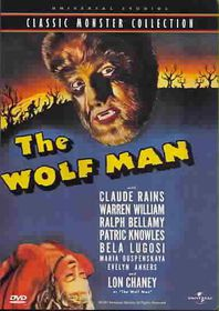 Wolfman - (Region 1 Import DVD)