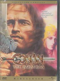 Conan the Barbarian - Collector's Ed. - (Region 1 Import DVD)