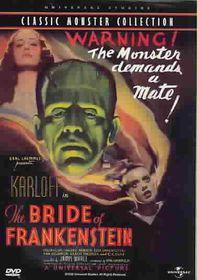 Bride of Frankenstein - (Region 1 Import DVD)