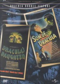 Dracula's Daughter/Son of Dracula - (Region 1 Import DVD)