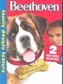 Beethoven Family Double Feature - (Region 1 Import DVD)