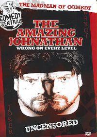 Amazing Johnathan: Wrong On Every Level - (Region 1 Import DVD)