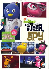 Backyardigans:Super Secret Super Spy - (Region 1 Import DVD)