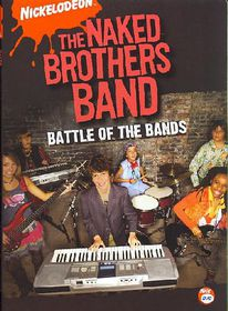 Naked Brothers Band: Battle Of the Bands - (Region 1 Import DVD)