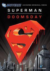 Superman:Doomsday - (Region 1 Import DVD)