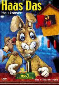 Smit Louise & Gert Van Tonder - Haas Das Hou Konsert (DVD)