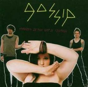 Gossip - Standing in the Way of Control (CD)