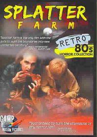 Splatter Farm - (Region 1 Import DVD)