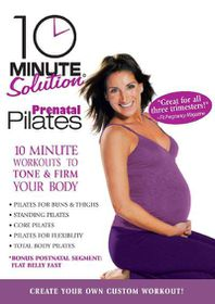 10 Minute Solution:Prenatal Pilates - (Region 1 Import DVD)