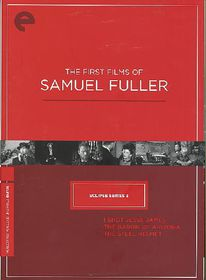 First Films of Samuel Fuller (Series - (Region 1 Import DVD)