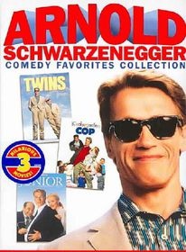 Arnold Schwarzenegger: Comedy Favorites Collection - (Region 1 Import DVD)