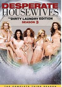 Desperate Housewives: The Complete Third Season The Dirty Laundry Edition - (Region 1 Import DVD)