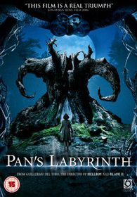 Pan's Labyrinth (Single Disc) - (Import DVD)