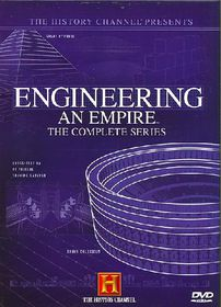 Engineering an Empire: The Collector's Edition - (Region 1 Import DVD)