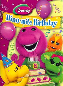Barney:Dino Mite Birthday - (Region 1 Import DVD)