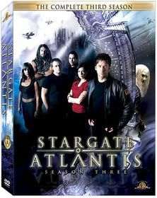Stargate Atlantis:Season 3 - (Region 1 Import DVD)