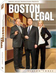 Boston Legal Season 3 - (Region 1 Import DVD)