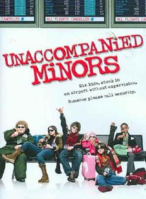 Unaccompanied Minors - (Region 1 Import DVD)