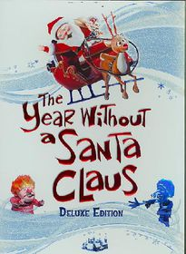 Year Without a Santa Claus: Deluxe Edition - (Region 1 Import DVD)