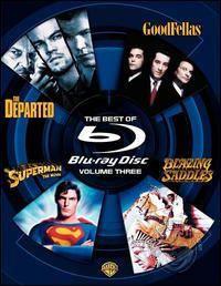 Best of Blu-Ray Vol 3 - (Region A Import Blu-ray Disc)