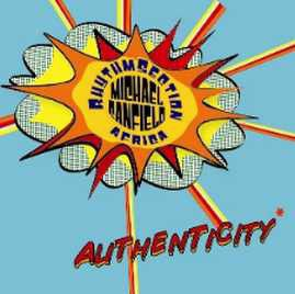 Michael Canfield Rhythm Section Africa - Authenticity (CD)