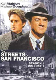 Streets OF San Francisco: The First Season Vol Two - (Region 1 Import DVD)