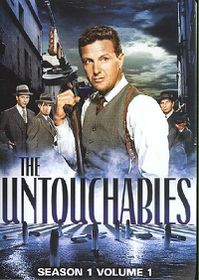 Untouchables Season One Pack - (Region 1 Import DVD)