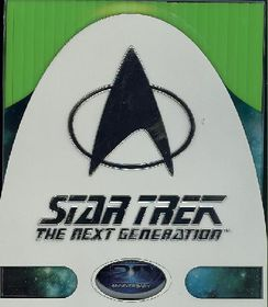 Star Trek: The Next Generation - The Complete Series - (Region 1 Import DVD)