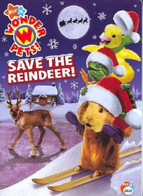 Wonder Pets:Save the Reindeer - (Region 1 Import DVD)