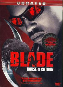 Blade:House of Chthon - (Region 1 Import DVD)