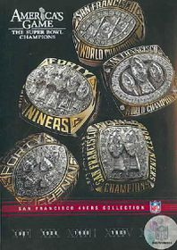 NFL America's Game: San Francisco 49ers - (Region 1 Import DVD)