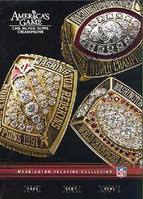 NFL America's Game: Washington Redskins - (Region 1 Import DVD)