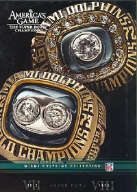 Nfl Americas Game:Miami Dolphins - (Region 1 Import DVD)