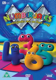 Numberjacks-Are on Their Way - (Import DVD)