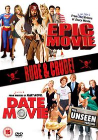 Epic Movie/Date Movie (Sale) - (Import DVD)