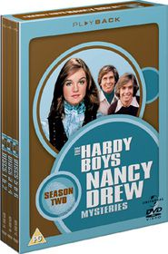 Hardy Boys-Season 2 - (Import DVD)