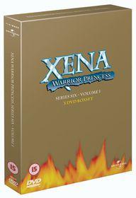 Xena: Warrior Princess Season 6 (DVD)