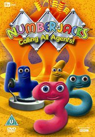 Numberjacks-Calling All Agents - (Import DVD)